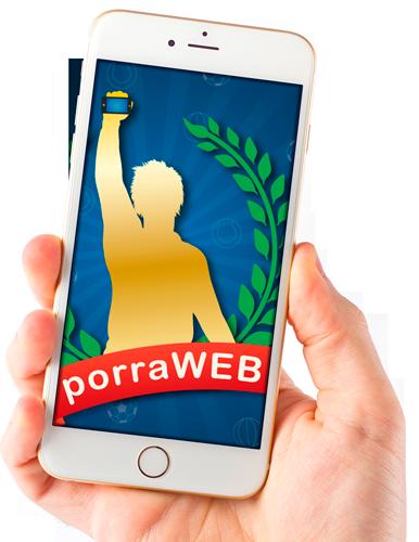 porraWEB, torneos online sobre cualquier competición deportiva (eurocopa, copa de america, liga, champions, etc)